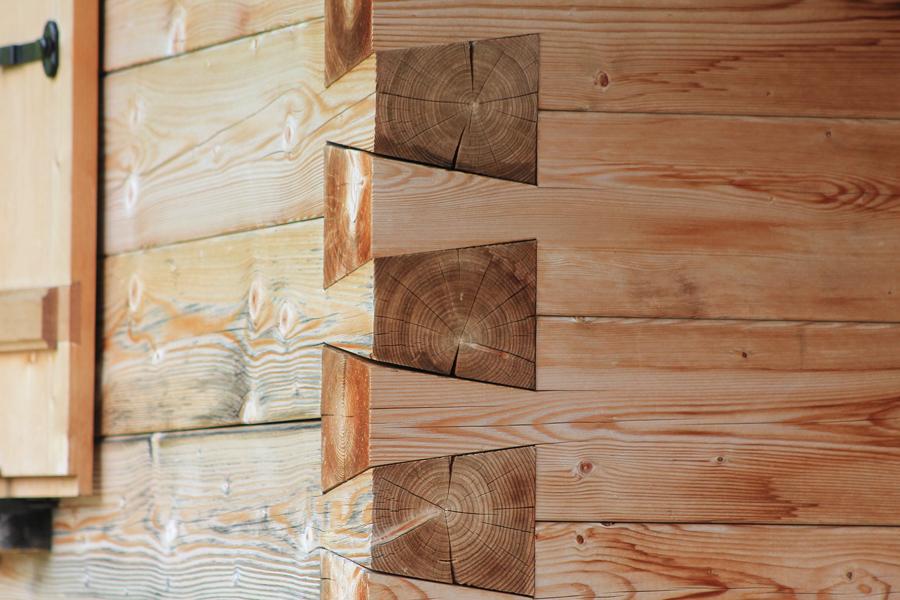 Tekneco legno in edilizia le scelte necessarie per la - Tavole di legno per edilizia ...