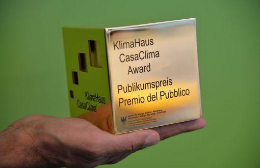 Tekneco casaclima awards 2017 i cubi d 39 oro per for Casaclima 2017