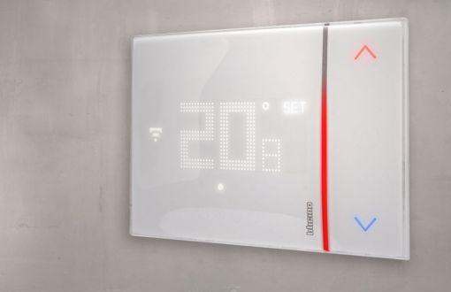 Tekneco il termostato smarther bticino premiato agli if - Smarther bticino ...