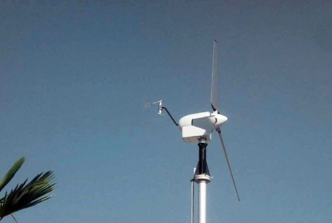 Microeolico l energia elettrica fatta in casa tekneco for Turbine eoliche domestiche