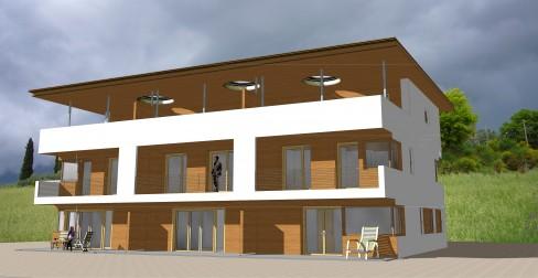 legno comfort high tech la prima casa ecolife di. Black Bedroom Furniture Sets. Home Design Ideas